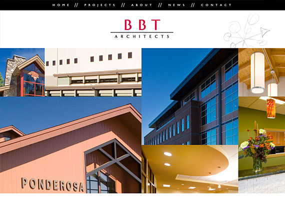 Website developed for Brand Navigation using Adobe Business Catalyst.
