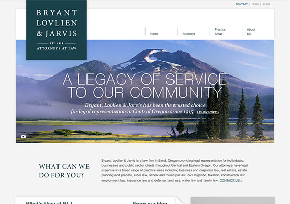 Website developed for TUG Cretive using Adobe Business Catalyst.