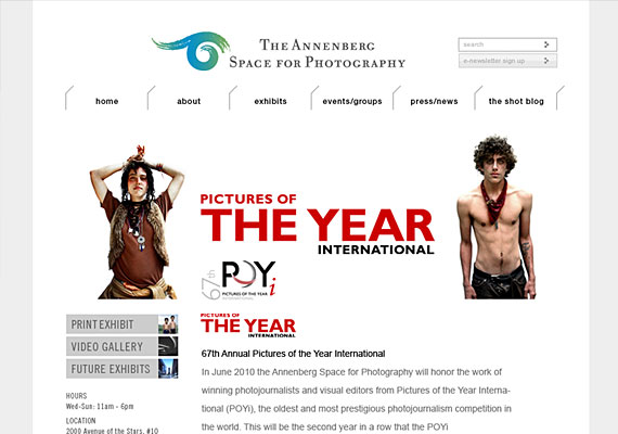 Website developed for Brand navigatione using ASP.