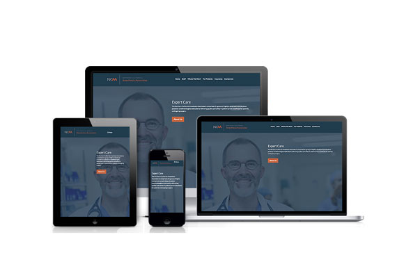Northern California Anesthesia Associates was designed by Studio Absolute and developed by GelFuzion as part of our agency partnership. The site was built using the Adobe Business Catalyst CMS and is fully responsive.