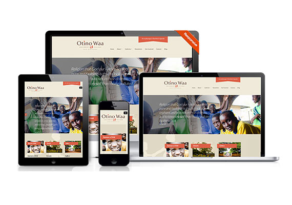 Otino Waa was designed by Studio Absolute and developed by GelFuzion as part of our agency partnership. The site was built using the Adobe Business Catalyst CMS and is fully responsive.